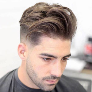 Mid length hairstyles for men 2