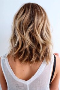 Mid length hairstyles for women 2