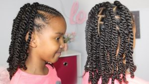 Protective hairstyles for girls