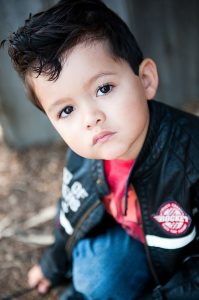 Punk hairstyles for little boys