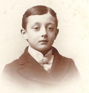 Victorian hairstyles for little boys