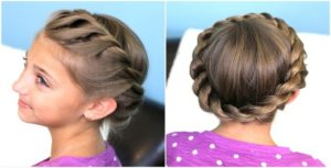 Victorian hairstyles for little girls 3