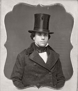 Victorian hairstyles with hats men