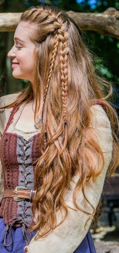 Viking Hairstyle 2019 161 Photo Ideas Amp Step By Step