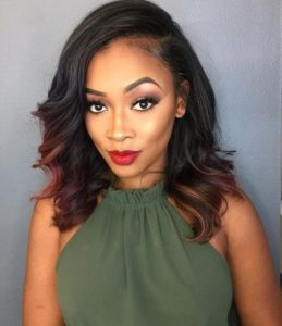 Weave hairstyle tips