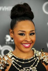 Weave hairstyles for women and girls bun