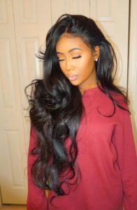 Weave hairstyles for women and girls cute
