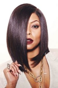 Weave hairstyles for women and girls lob
