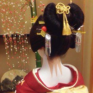 Yoko-hyogo ancient Japanese hairstyle