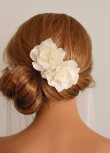 buns for weddings