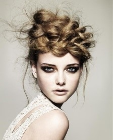 crazy hairstyles blonde