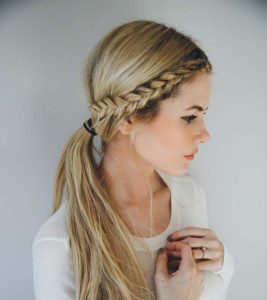 easiest simple hairstyles