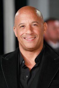 hairstyle Vin Diesel