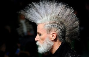 hot beard style