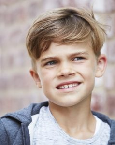 layered hairstyles for boys