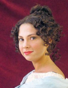 Victorian hairstyles Brunette