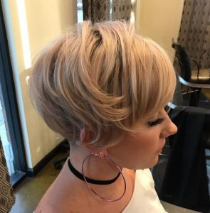 1920s inspired hairstyle