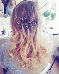 Dyed Hairstyle for Women with Long Hair