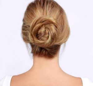 Formal hairstyles to go to work