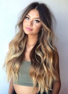 Hairstyles for thick and long hair