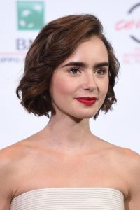 Hairstyles for thick and short hair