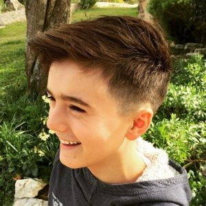 Kids' hairstyles for thick hair