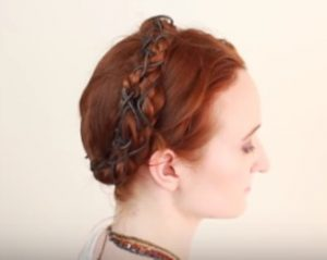 Long and Medium Length Hair