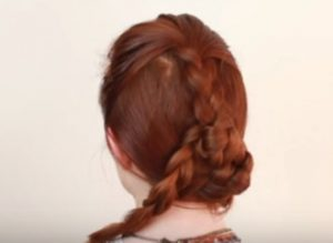 Medieval Hairstyles for Long and Medium Length Hair part 7