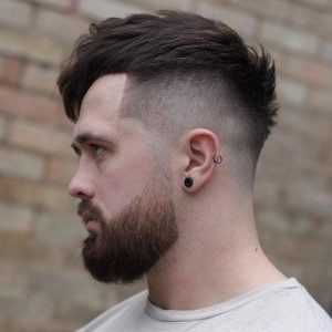 Men's hairstyles for thick hair