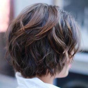 Shag Hairstyles for Short Hair