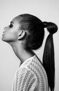 Smooth Ponytail