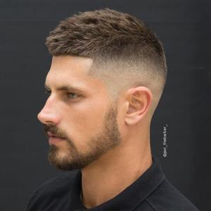 Take care of Men's Short Hair