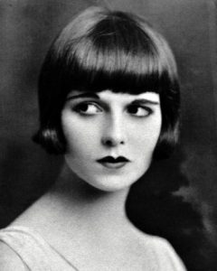 Vintage hairstyles from the 20's decade