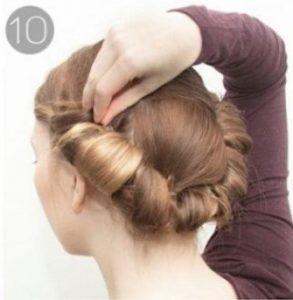 medieval hairstyles last step