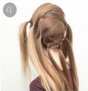 medieval hairstyles steps